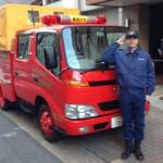 消防ポンプ操法にかける思い!