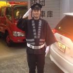 福岡市消防出初式2015に参加!
