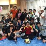 ソフトバレーボール交流戦with高宮校区!