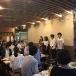 学生部リユーズ主催「議員と学生の交流会」に参加!