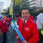 福岡マラソン2018、ボランティアに参加しました!