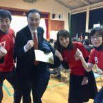 今までありがとう!平尾小学校体育館(2019年1月19日)