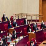 新たな独自施策を含む補正予算案が可決!(2020年5月20日)