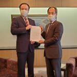 福岡市民クラブ「新型コロナ対策・第5弾要望」を提出!(2021年1月20日)
